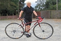 Button link to full size image of Taz Smith and her 2007 ladies frame