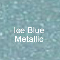 ice blue metallic