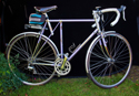 Link to full size image of Ian Jarvis's Tarts bike